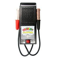 Practical Automotive Car Styling Car Accessories Car Diagnostic Tool Mental Black Digital Car Battery Tester