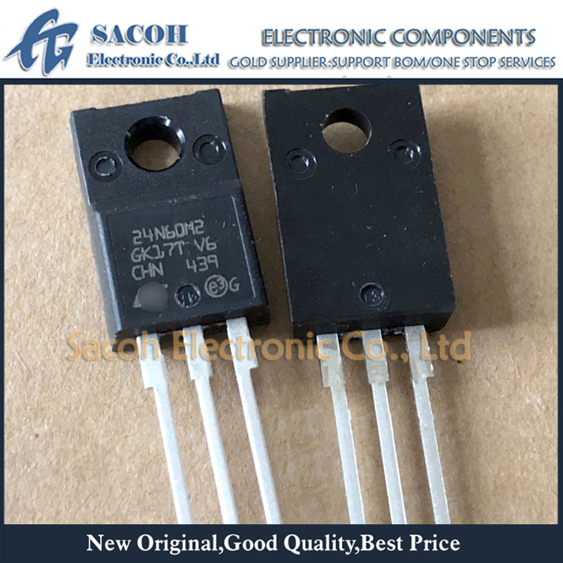 5PCS MDF10N65BTH MDF10N65B IC Chip TO-220F