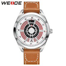 WEIDE Quartz Sports Wrist Watch Casual Genuine Brand Luxury Men Alarm Clock Water Resistant Analog Automatic Self-Wind Watches