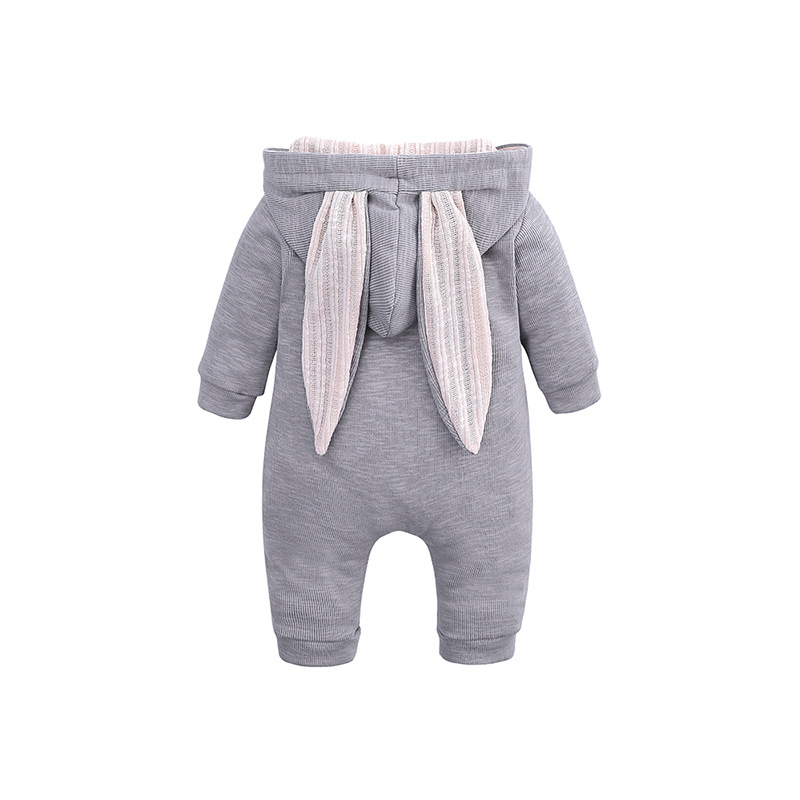 LZH Infant Clothing Baby Boys Clothes Autumn Winter Newborn Baby Rompers For Baby Girls Jumpsuit Christmas Baby Costume 0-2 Year | Happy Baby Mama