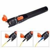 2 шт. 10 мВт Визуальный дефектоскоп 10 мВт красный свет волоконно-оптический кабель тест er 10-12 км тест лазерное устройство оптический кабель те...