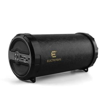 New Outdoor Portable Wireless Bluetooth Custom Subwoofer Speaker Insert Multi-functional Waterproof Large Bucket Shape Speaker subwoofer