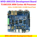 MYD-AM3358 Development Board AM3358 TI Cortex-A8(1GHz TI AM3358 Series ARM Cortex-A8 Processors,1GHz,512MB RAM,1x RS485 1x CAN)