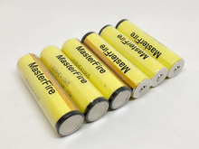 MasterFire 10PCS/LOT New LG HE4 Chem 18650 ICR18650HE4 30A 35A discharge li-ion protected battery cell 2500mah batteries