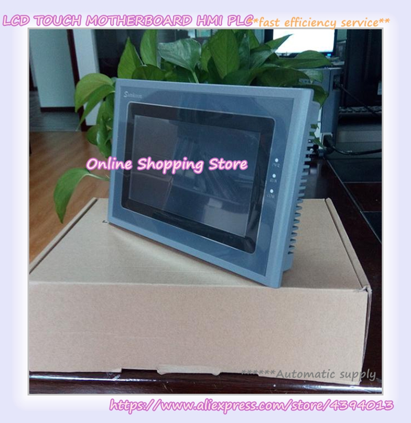 все цены на 5 inch Touch HMI Screen SK-050HE TFT LCD screen 480*272 with USB Host 1 COM New box