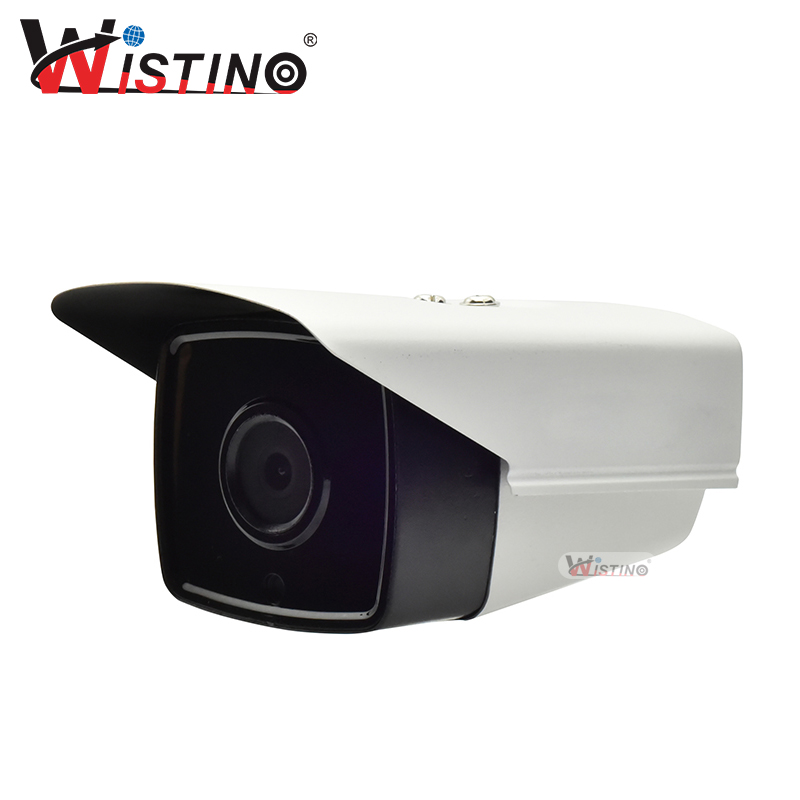 Wistino White Color Metal Housing Outdoor Use Waterproof Bullet Casing For CCTV Camera Ip Camera Cover Case Hot Sale cctv camera waterproof outdoor housing array led light cctv camera aluminium alloy metal case cover