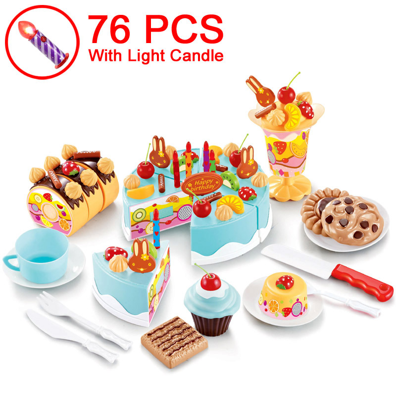 76 Blue Has Candle T