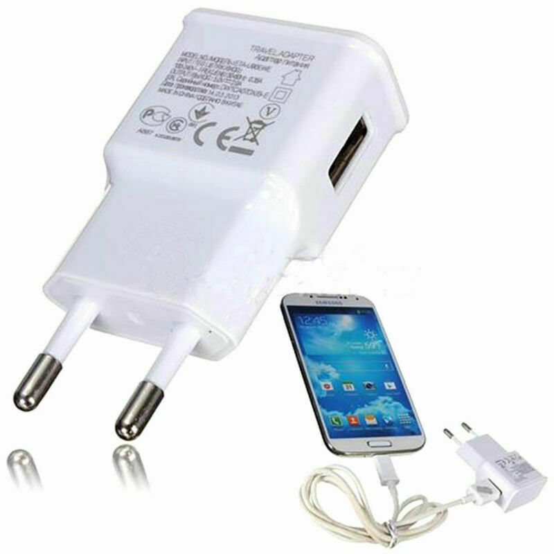 Micro USB Wall Charger Adapter For Vivo Y81 Y71 Y83 Y53i Z1i Z1 X21i V7 V9 Youth X21 X20 Plus UD 1M Micro USB Cable