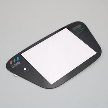 5 sztuk 10 sztuk 30 sztuk 50 sztuk 100 sztuk najlepsza cena szkło ochronne osłona ekranu wymiana obiektywu dla Sega Game Gear GG osłona obiektywu tanie i dobre opinie ChengHaoRan Glass lens