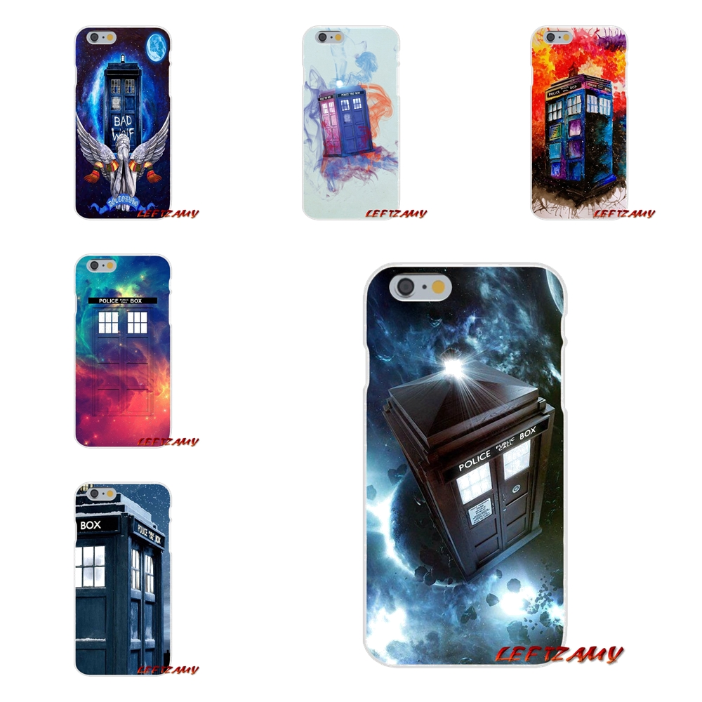 Half-wrapped Case Original For Samsung Galaxy A3 A5 A7 J1 J2 J3 J5 J7 2015 2016 2017 Tardis Box Doctor Who Accessories Phone Cases Covers