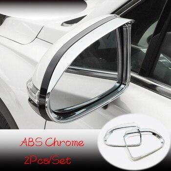 Dla Hyundai Tucson 2015 2016 2017 2018 ABS chromowana klamka kubek pokrywa misy wykończenia naklejki 4 sztuk akcesoria samochodowe