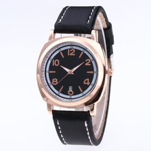 цена Mens Watches Luxury Brand Waterproof Complete Calendar Quartz Watch Male Business Sport Leather Wristwatch Relogio Masculino Hot онлайн в 2017 году
