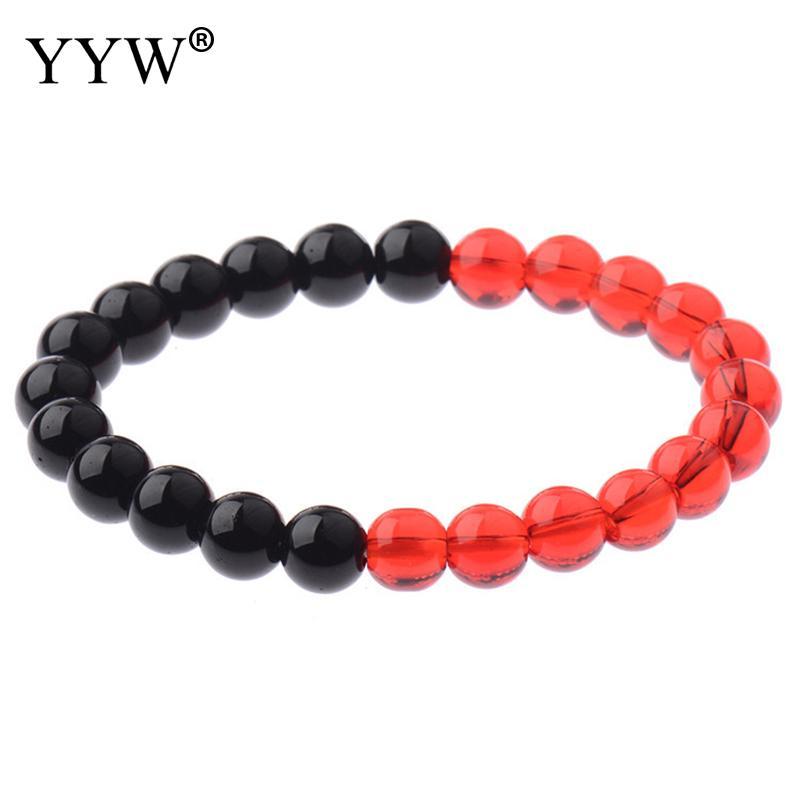 2017 New European Charm Bracelet & bangles Beads fit Women bracelets Glass beaded bracelet fashion wedding bracelets for female