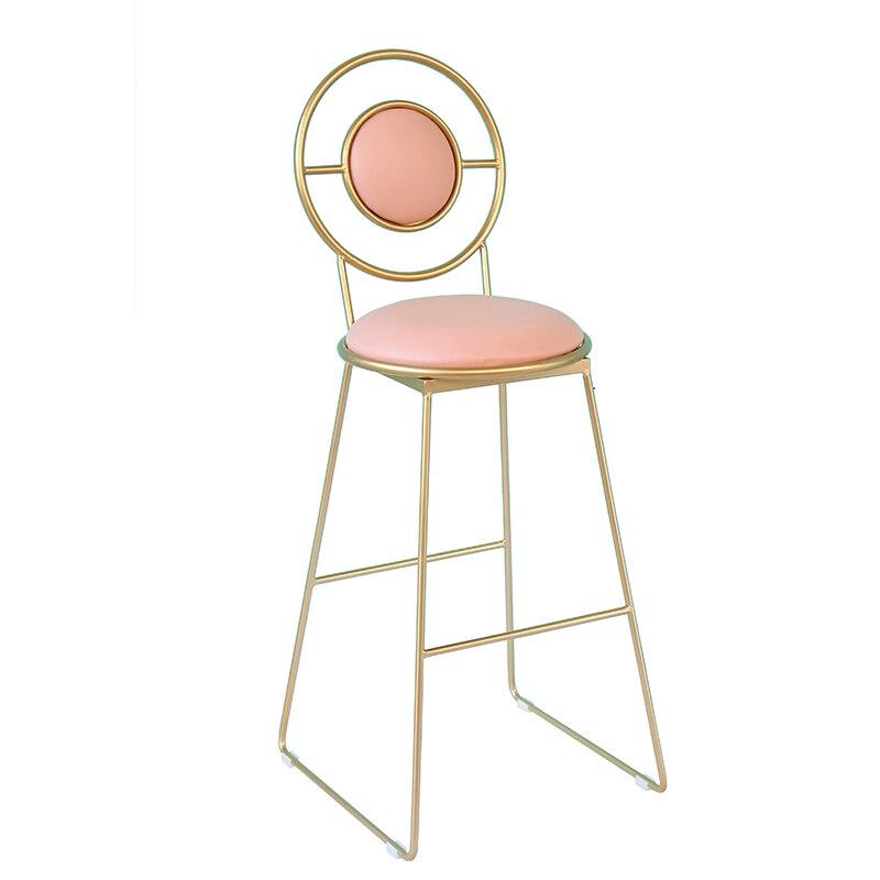 Bar Chairs Furniture Conscientious Fauteuil Bancos De Moderno Stoelen Sandalyesi Kruk Sedia Table Sgabello Sedie Leather Cadeira Silla Stool Modern Bar Chair Numerous In Variety