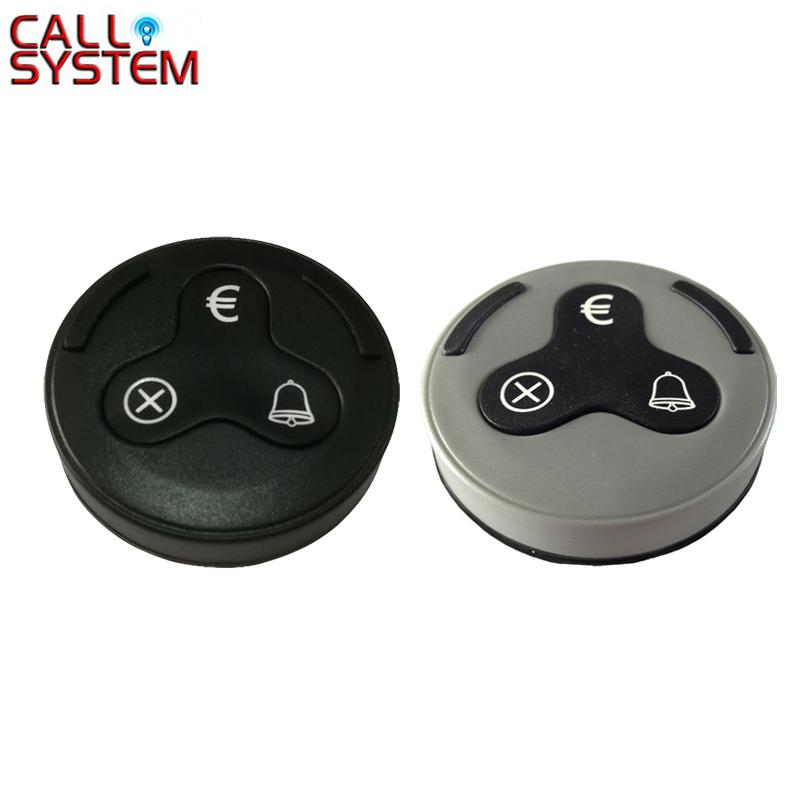 433.92mhz K-H3 wireless waiter calling system guest table ordering euro button device433.92mhz K-H3 wireless waiter calling system guest table ordering euro button device