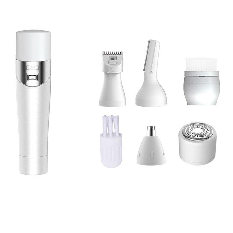 Escova de Limpeza Shaping & Nose Trimmer &