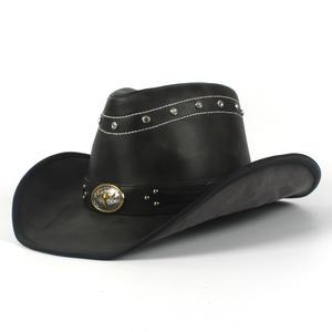 HXGAZXJQ Women Men Western Cowboy Hat Cowgirl Sombrero Caps 99bdf59a9524