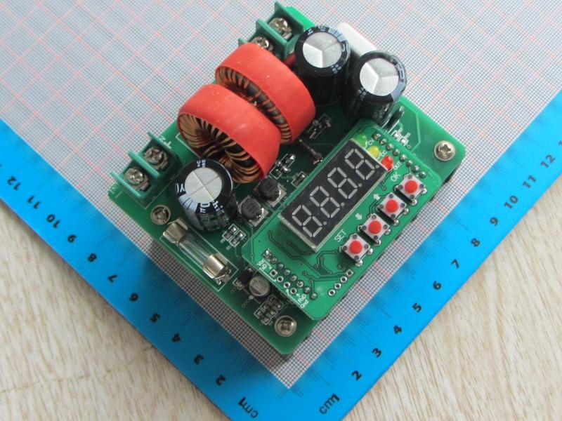 1pc  400W DC 8V-80V 10A Digital-controlled Voltage Current Boost Converter BST4001pc  400W DC 8V-80V 10A Digital-controlled Voltage Current Boost Converter BST400