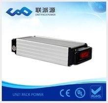 Super power rear rack 48v 20Ah li ion battery pack +charger