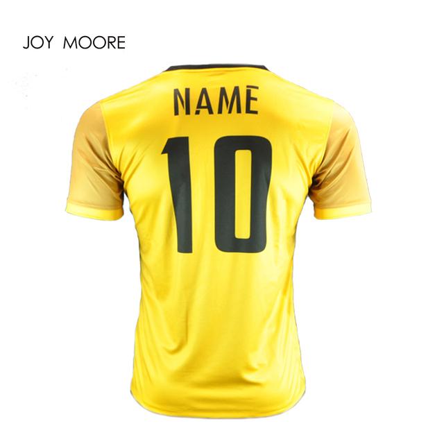plain round v jersey slim fit soccer jersey original football sets free shipping