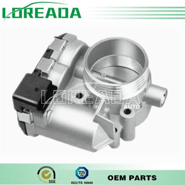 US $80 0 | THROTTLE BODY FOR PEUGEOT 206 307 308 1007 PARTNER 1 6 16V OEM  PARTS 9635884080 02807500851635 Q9, 1635Q9 BORE SIZE 52MM-in Air Intakes