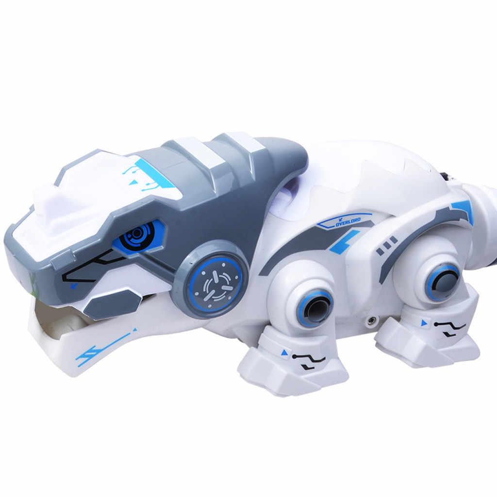 HIINST 2019 جديد وصول أنيمي الذكية الحرباء الروبوتية يمكن أن تأكل الأشياء وظيفة لعبة لطيفة الحيوانات الأليفة الإلكترونية P40
