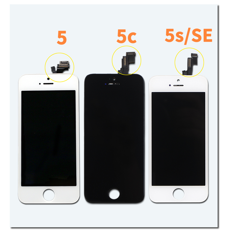 lcd screen replacement for iphone 4 4s 5 5c 5s 6 6plus 6s 6splus 7 7plus 8 8plus X (5)