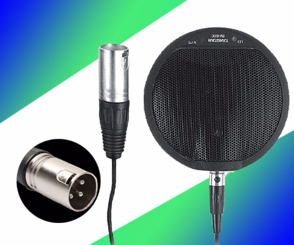 Desktop Conference Microphone Meeting Seminar Speech condenser microphone boya by mc2 portable usb condenser conference microphone durable for speech