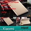 Роскошные Смарт Кожаный Case Обложка для Xiaomi Mi Pad Pad 7.9 таблетки Чехлы для Xiaomi MiPad Case + защитные пленки + стилус