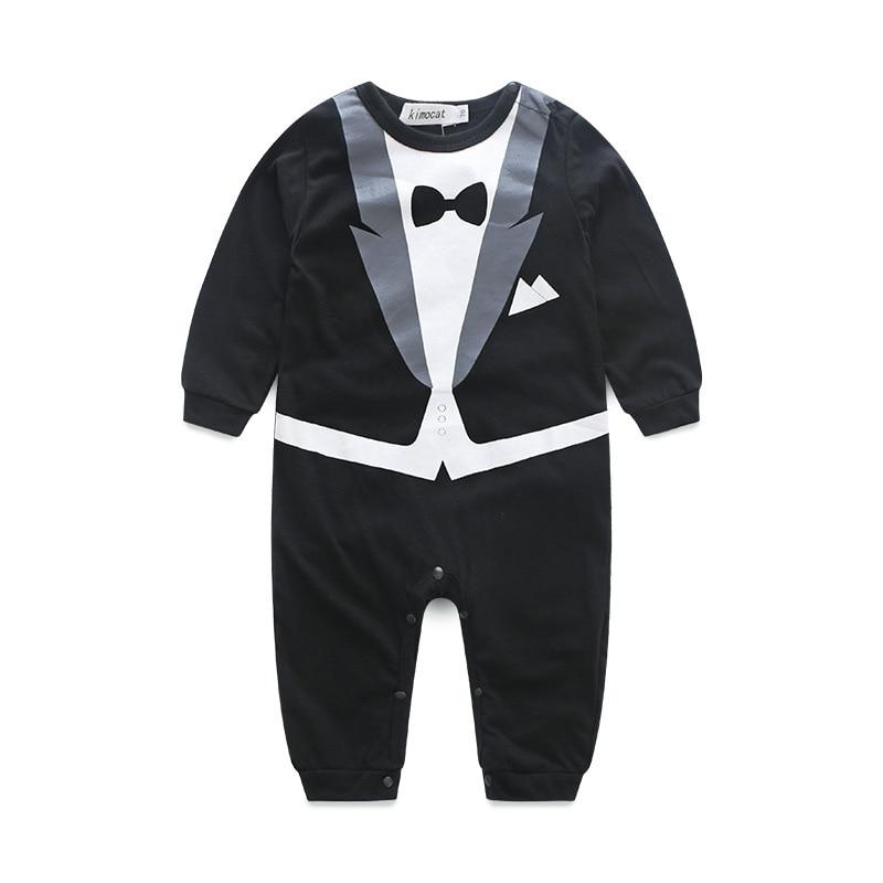 Newborn Spring Baby's Overall for Boy Toddler Gentlemen Clothes Set Bowknot Long Sleeve Cotton Clothing Jumpsuit ремни lee ремень gentlemen