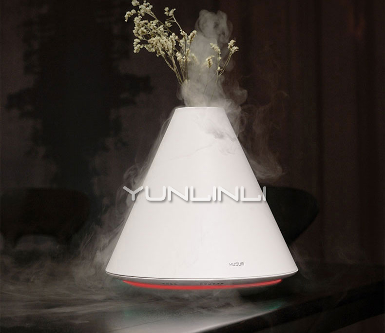 Humidifying Aromatherapy Machine Household 1.5L Air Humidifier Ultrasonic Bedroom Humidifier Mini Aroma Diffuser HS5211 humidifier home mute high capacity bedroom office air conditioning air purify aromatherapy machine