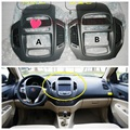 Geely GC6,Car CD frame / conditioning vent panel