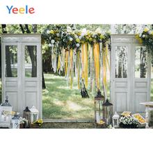 Yeele Wedding Ceremony Love Flower Nice Decoration Photography Backdrops Personalized Photographic Backgrounds For Photo Studio