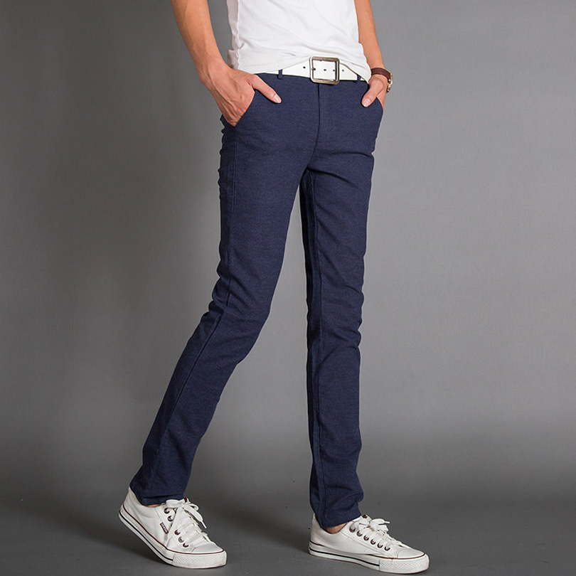 dark blue pants men - Pi Pants