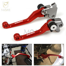 For Honda CR 80 85 125 250 R CRF 150 230 250 450 R F X L CRM CRM 250 R SL230 XR230 SL XR 230 CNC Pivot Brake Clutch Levers Dirt