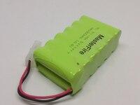 MasterFire 10 אריזות\מארז חדש 14.4V AA 1800mAh NI-MH סוללה נטענת NiMH סוללות חבילה עם תקע