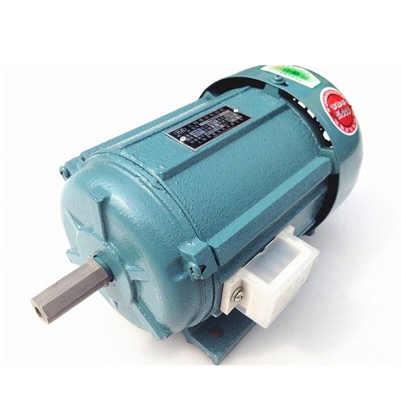 550w 220V 2800r/min Single Phase Copper Wire Motor