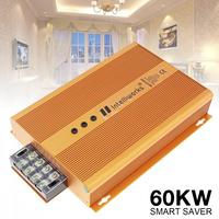 60kw economia de eletricidade inteligente caixa com economia de energia industrial trifásica para a indústria química/processamento de alimentos