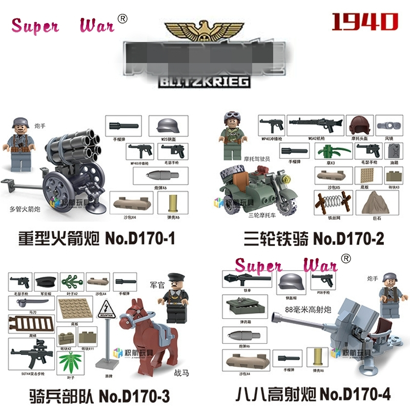 World War 2 Western Front Offensive Battle of Bulge Model Military Scene Model Building Blocks Brick  diy baby toys god of war statue kratos ye bust kratos war cyclops scene avatar bloody scenes of melee full length portrait model toy wu843