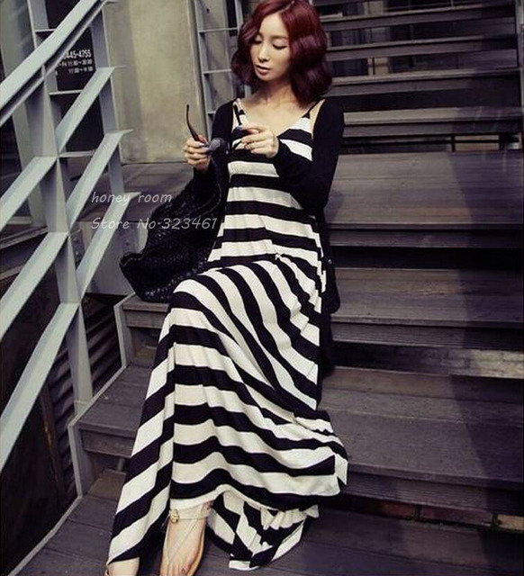 Fashion Maternity Cardigan Stripe One-piece Dress Full Dress Twinset  Clothing Clothes For Pregnant Women 98ea34f77112