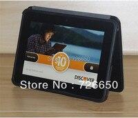 Premium Original Eddition Luxury Leather Case Wake Sleep Smart Case For Amazon Kindle Fire HD 7