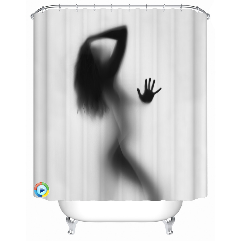 Popular Sexy Shower Curtains Buy Cheap Sexy Shower Curtains Lots