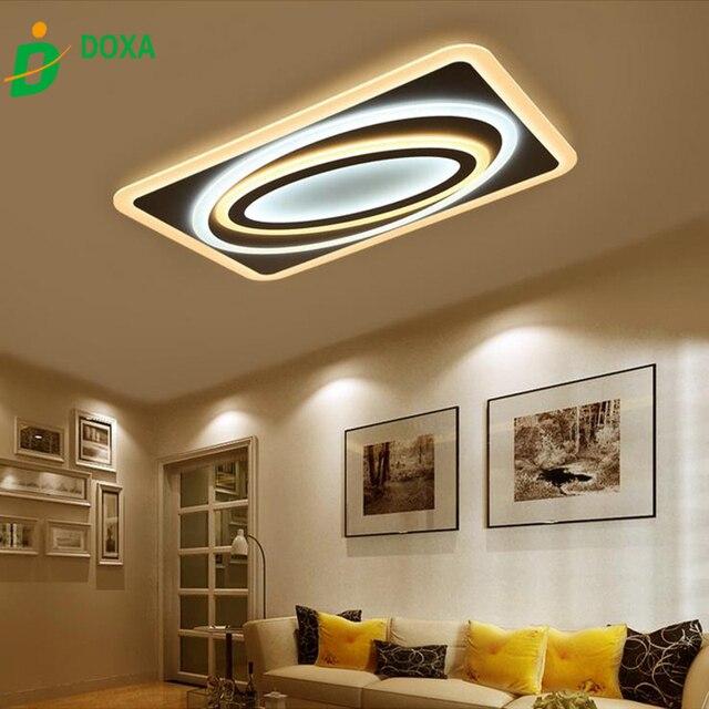 Aliexpress.com : Buy Modern Ceiling Lights LED Light Fixture Living ...