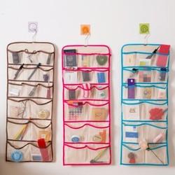 Bf040 underwear underwear socks bra double side bag wardrobe sundries hanging bag 74 35cm free shipping.jpg 250x250