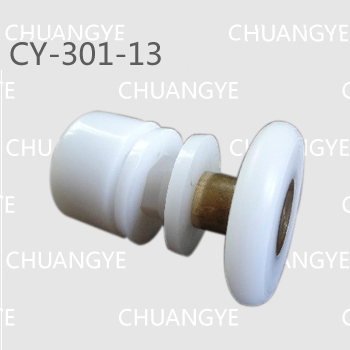Shower room accessories pulley shower room old fashioned pulley sliding door pulley hanging round bathroom pulley large bearing