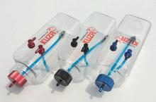 New V2 KUZA Transparent Gasoline Fuel Tank 260Ml 300Ml 360Ml 410Ml 500Ml 700Ml 1000Ml 1500Ml for