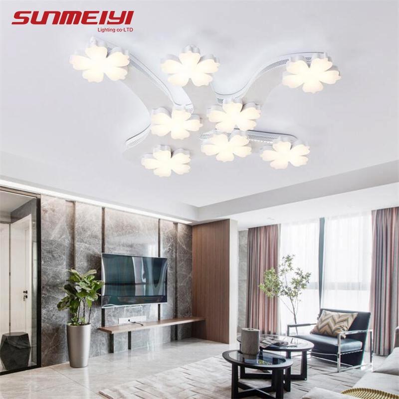 Moderne LED Decke Lichter luminaria de teto Beleuchtung Decken Lampe ...