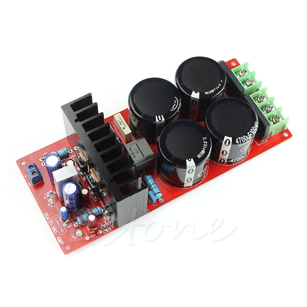 JINSHENGDA IRS2092 IRFB23N20D Class D MONO Amplifier Assembled Board 350W 8ohm, 700W 4ohm