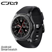 Smart Watch DM368 Android SmartWatch GPS Bluetooth WiFi Heart Rate Fitness Tracker Support 3G SIM Card MTK6580 Smart Watches