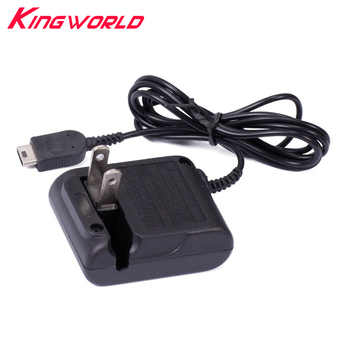 100pcs US Plug Home Travel Wall Power Supply AC Adapter Charger for G-ameBoy Micro For G-BM